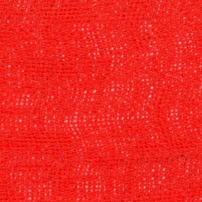 SALE Kampur 47 inch Burlap Fabric Red by the yard