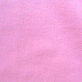100% Cotton Flannel Fabric Candy Pink, by the yard