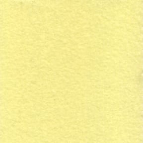 Fleece Fabric Solid Light Yellow, by the yard