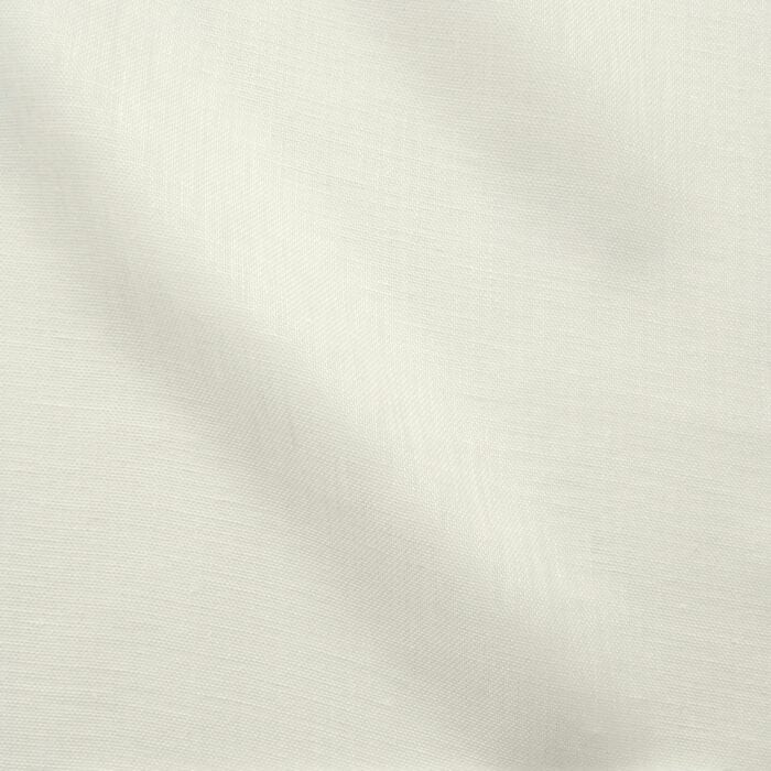 Wholesale European 100% Linen 57″ Scrim Fabric Ivory 50 yard roll