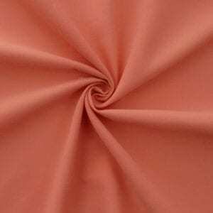 Wholesale Spun Polyester Soil Release Canvas Fabric Coral 100 yard roll