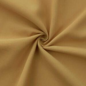 Wholesale Spun Polyester Soil Release Canvas Fabric Gold 100 yard roll